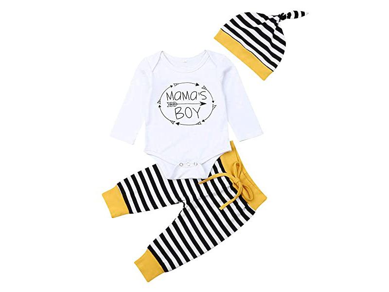 Các mẹ nên lên sẵn những quần áo sơ sinh cần thiết nhất để tránh thiếu sót